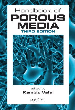 Handbook of Porous Media: 3rd Edition (Hardback) book cover