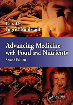 Advancing Medicine with Food and Nutrients, Second Edition: 2nd Edition (Hardback) book cover
