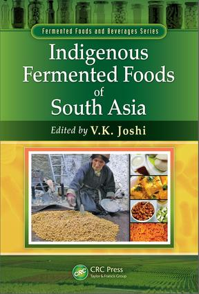 Indigenous Fermented Foods of South Asia book cover