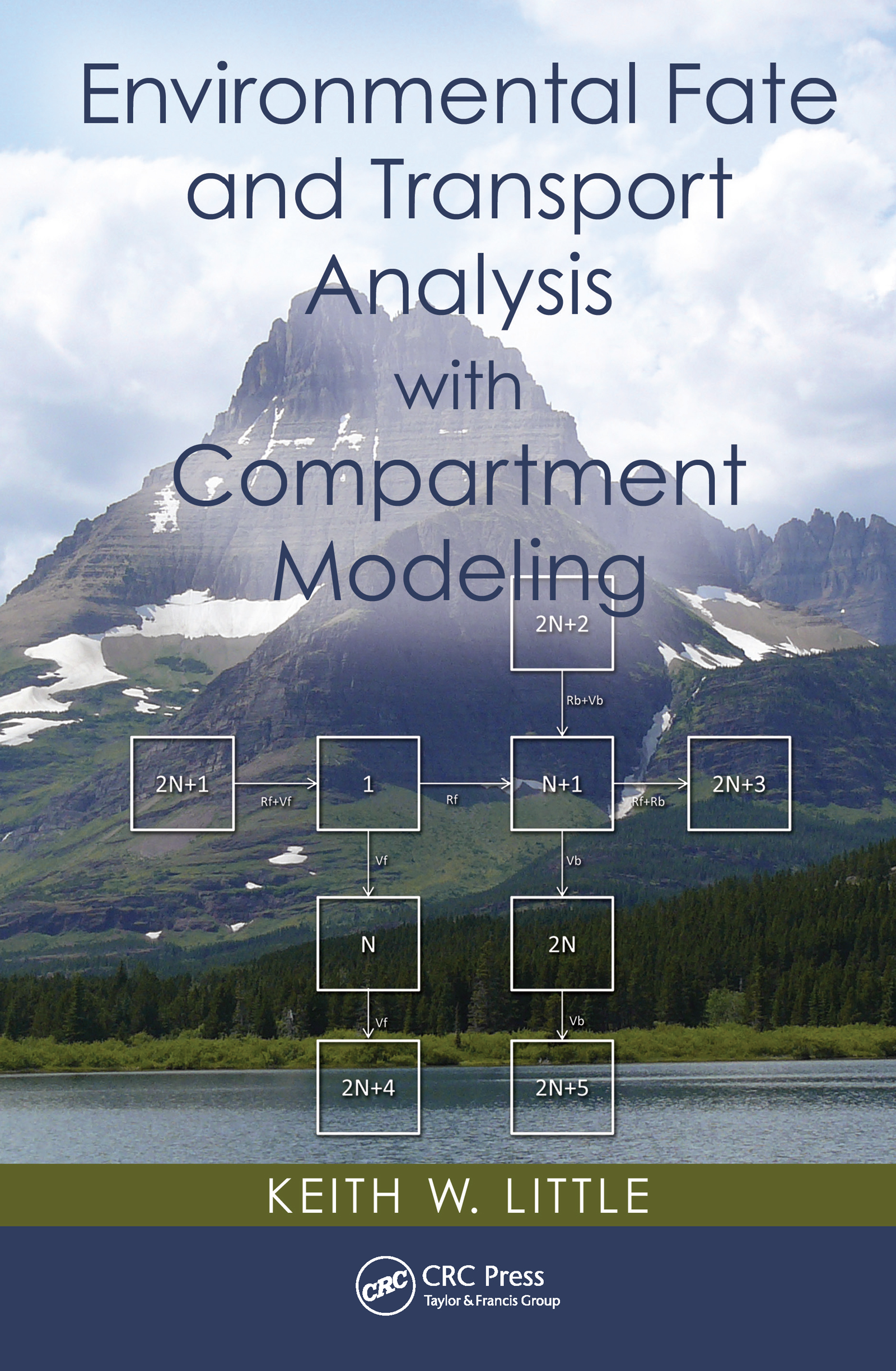 Environmental Fate and Transport Analysis with Compartment Modeling (Hardback) book cover