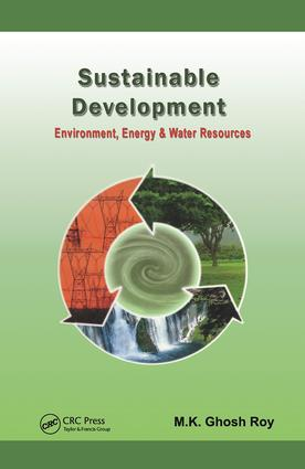 Sustainable Development: Environment, Energy and Water Resources book cover