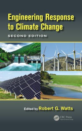 Engineering Response to Climate Change, Second Edition: 2nd Edition (Hardback) book cover