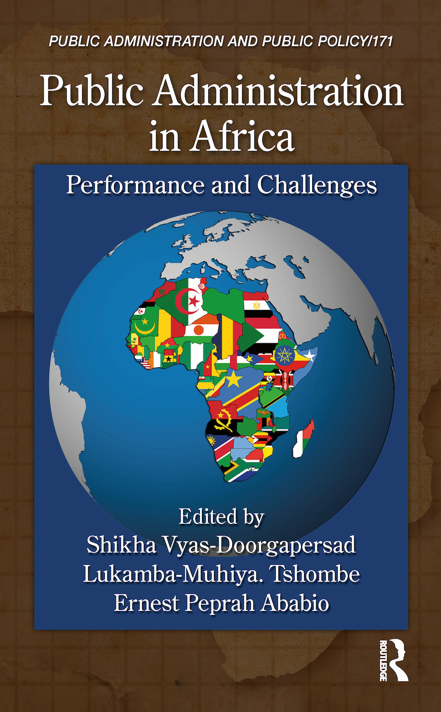 Public Administration in Africa: Performance and Challenges (Hardback) book cover