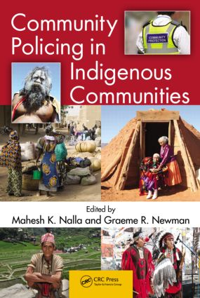 Community Policing in Indigenous Communities (Hardback) book cover
