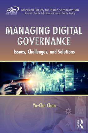 Managing Digital Governance: Issues, Challenges, and Solutions (Hardback) book cover
