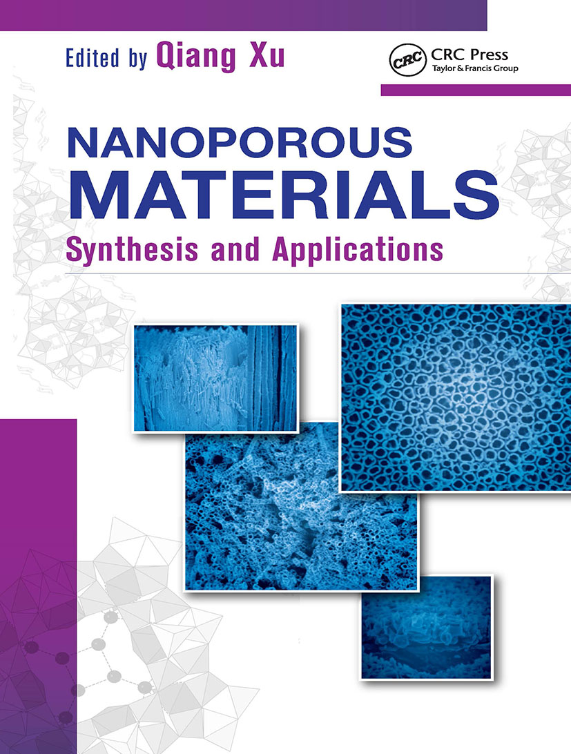 Nanoporous Materials: Synthesis and Applications, 1st Edition (Hardback) book cover
