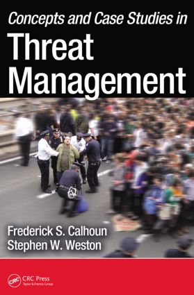 Concepts and Case Studies in Threat Management (Paperback) book cover