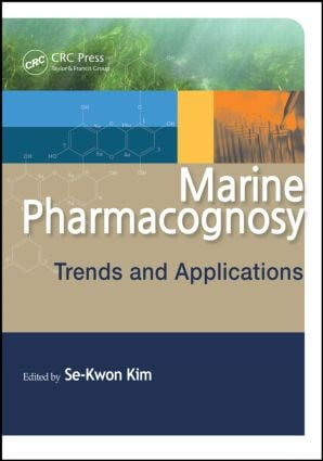 Marine Pharmacognosy: Trends and Applications (Hardback) book cover