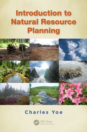 Introduction to Natural Resource Planning: 1st Edition (Paperback) book cover