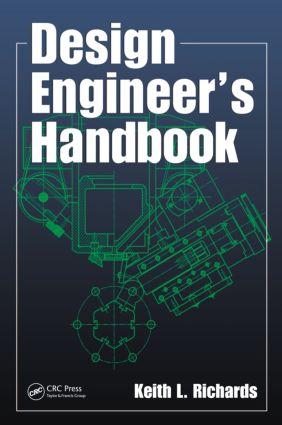 Design Engineer's Handbook (Hardback) book cover