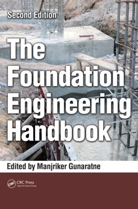 The Foundation Engineering Handbook, Second Edition: 2nd Edition (Hardback) book cover