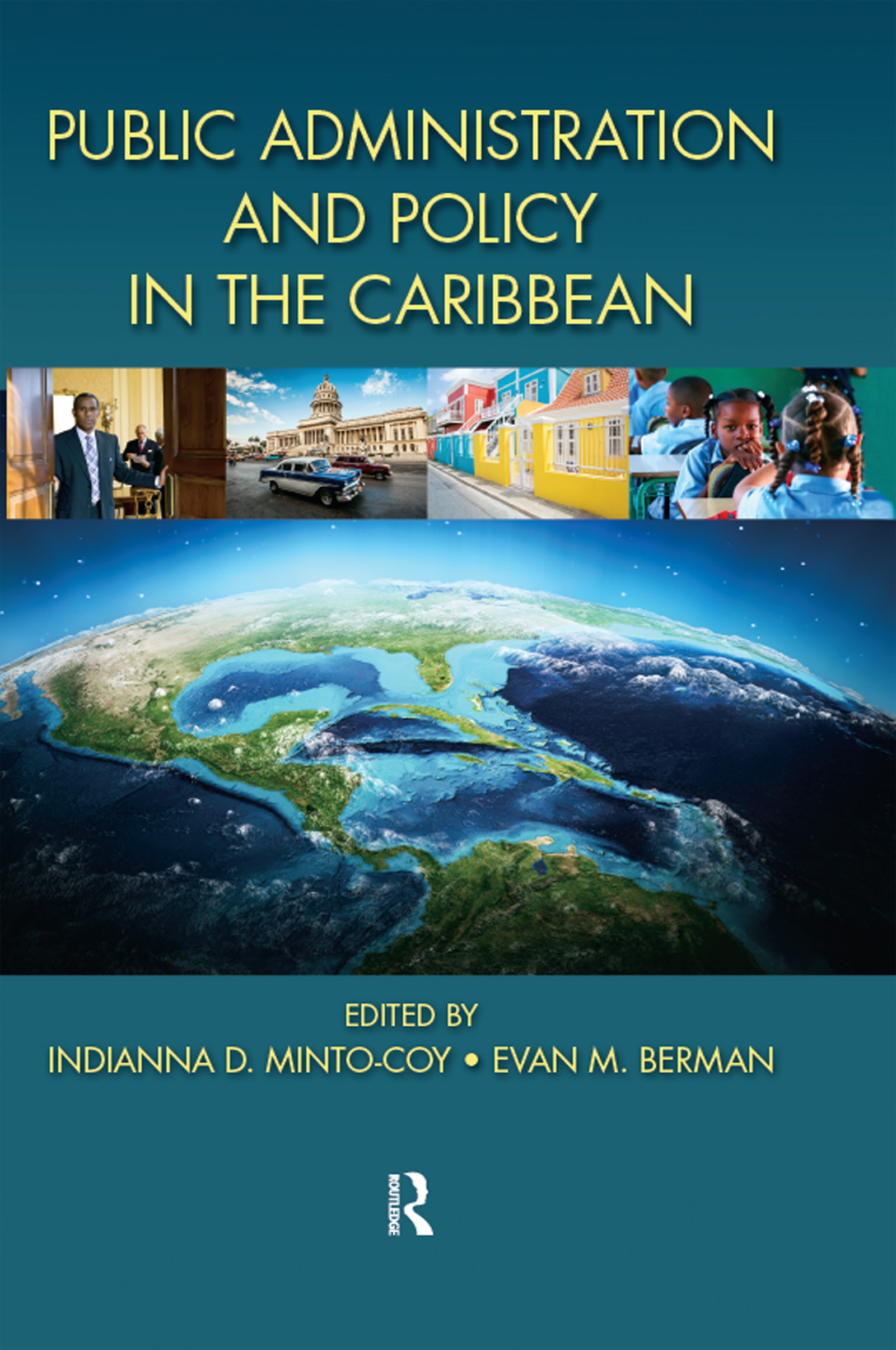 Public Administration and Policy in the Caribbean book cover