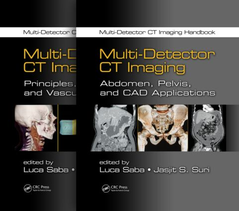 Multi-Detector CT Imaging Handbook, Two Volume Set: 1st Edition (Hardback) book cover