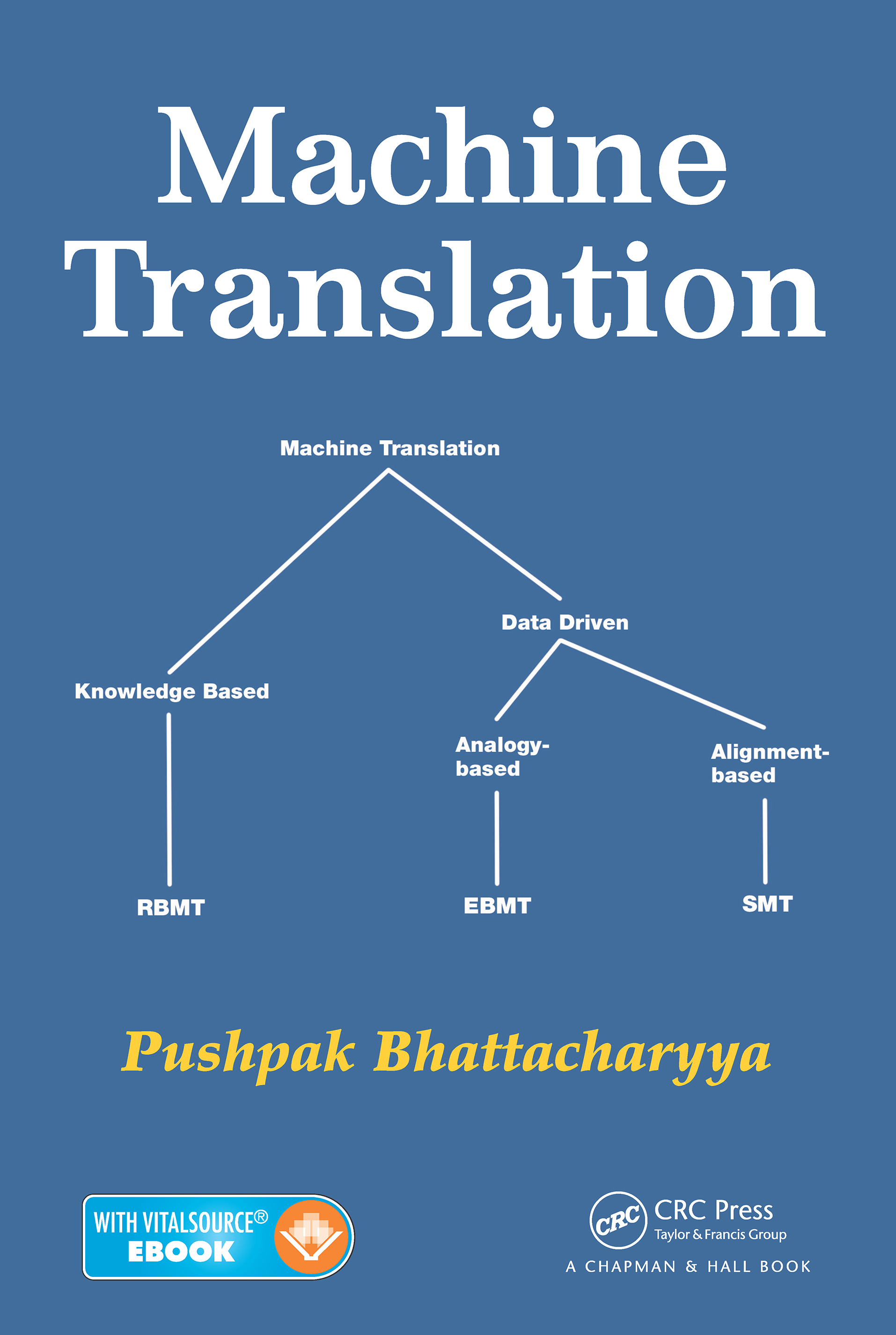 Machine Translation book cover
