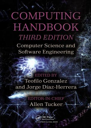 Computing Handbook: Computer Science and Software Engineering, 3rd Edition (Hardback) book cover