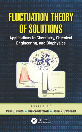 Fluctuation Theory of Solutions: Applications in Chemistry, Chemical Engineering, and Biophysics (Hardback) book cover