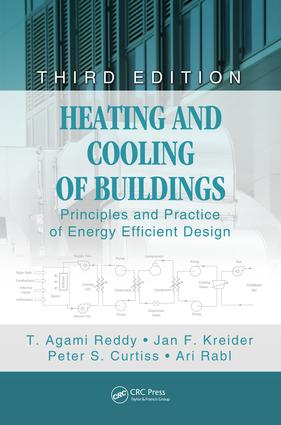 Heating and Cooling of Buildings: Principles and Practice of Energy Efficient Design, Third Edition book cover