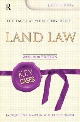 Key Cases Land Law