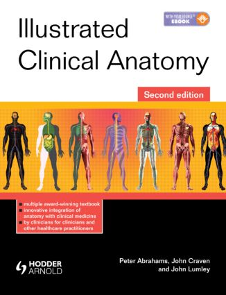 Illustrated Clinical Anatomy: 2nd Edition (e-Book) book cover