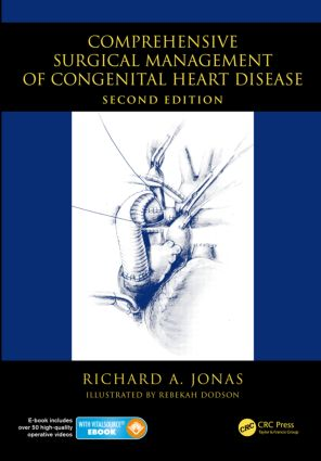 Comprehensive Surgical Management of Congenital Heart Disease: 2nd Edition (e-Book) book cover