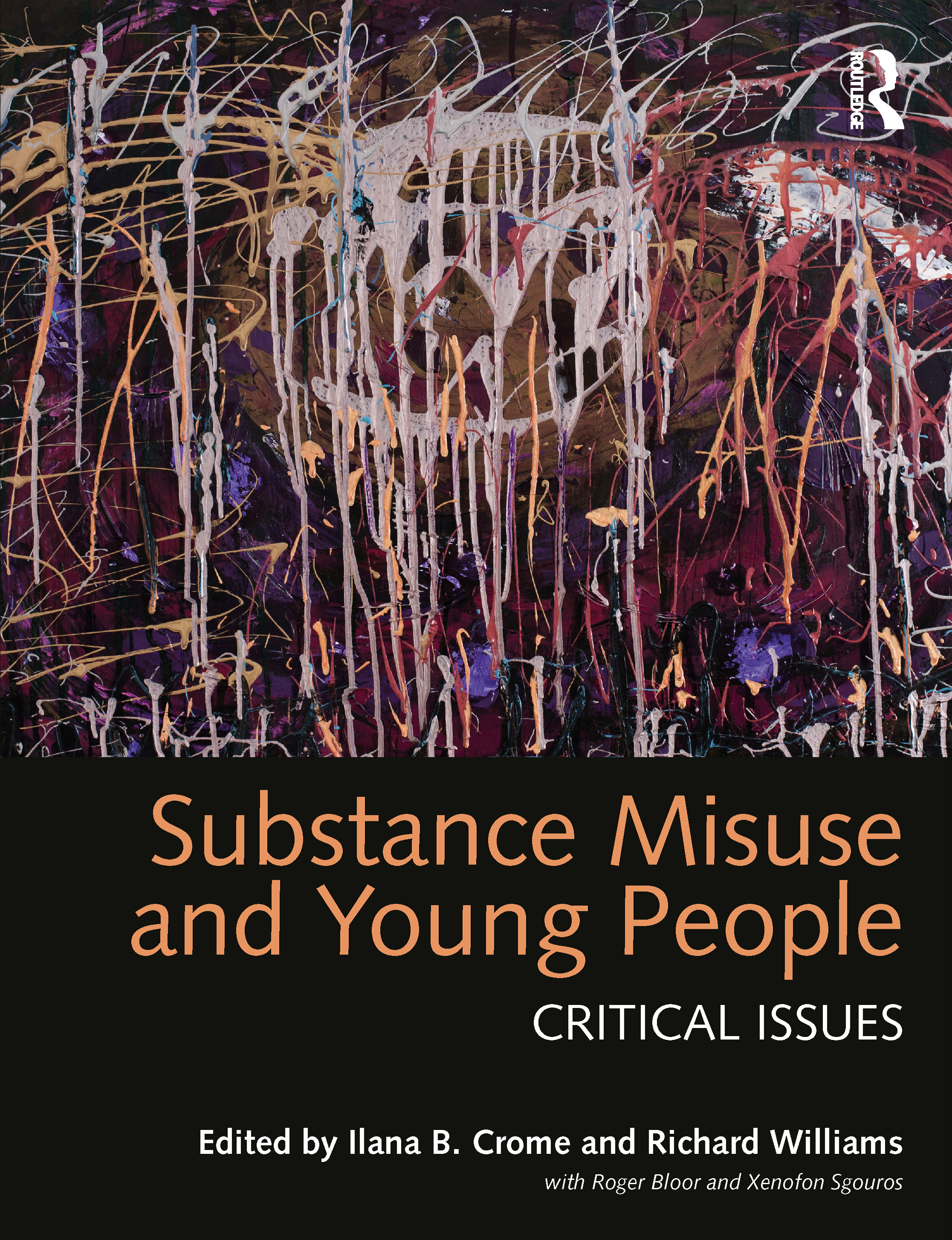Substance Misuse and Young People: Critical Issues book cover