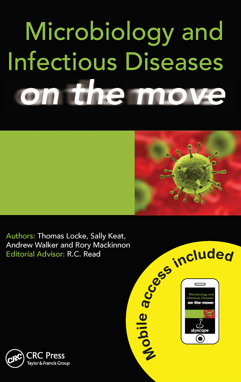 Microbiology and Infectious Diseases on the Move book cover