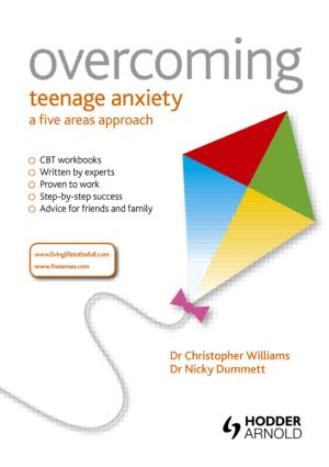 Overcoming Teenage Anxiety, Stress and Panic (Paperback) book cover