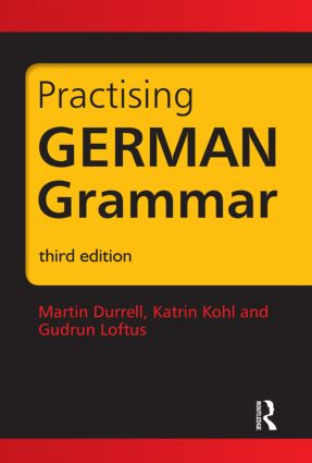 Practising German Grammar: 3rd Edition (e-Book) book cover