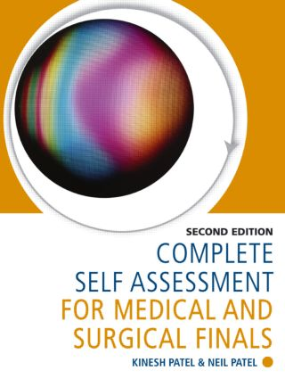 Complete Self Assessment for Medical and Surgical Finals, Second Edition: 2nd Edition (Paperback) book cover
