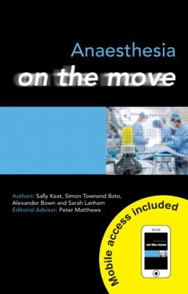 Anaesthesia on the Move (Pack - Book and Ebook) book cover