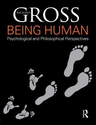 Being Human: Psychological and Philosophical Perspectives book cover