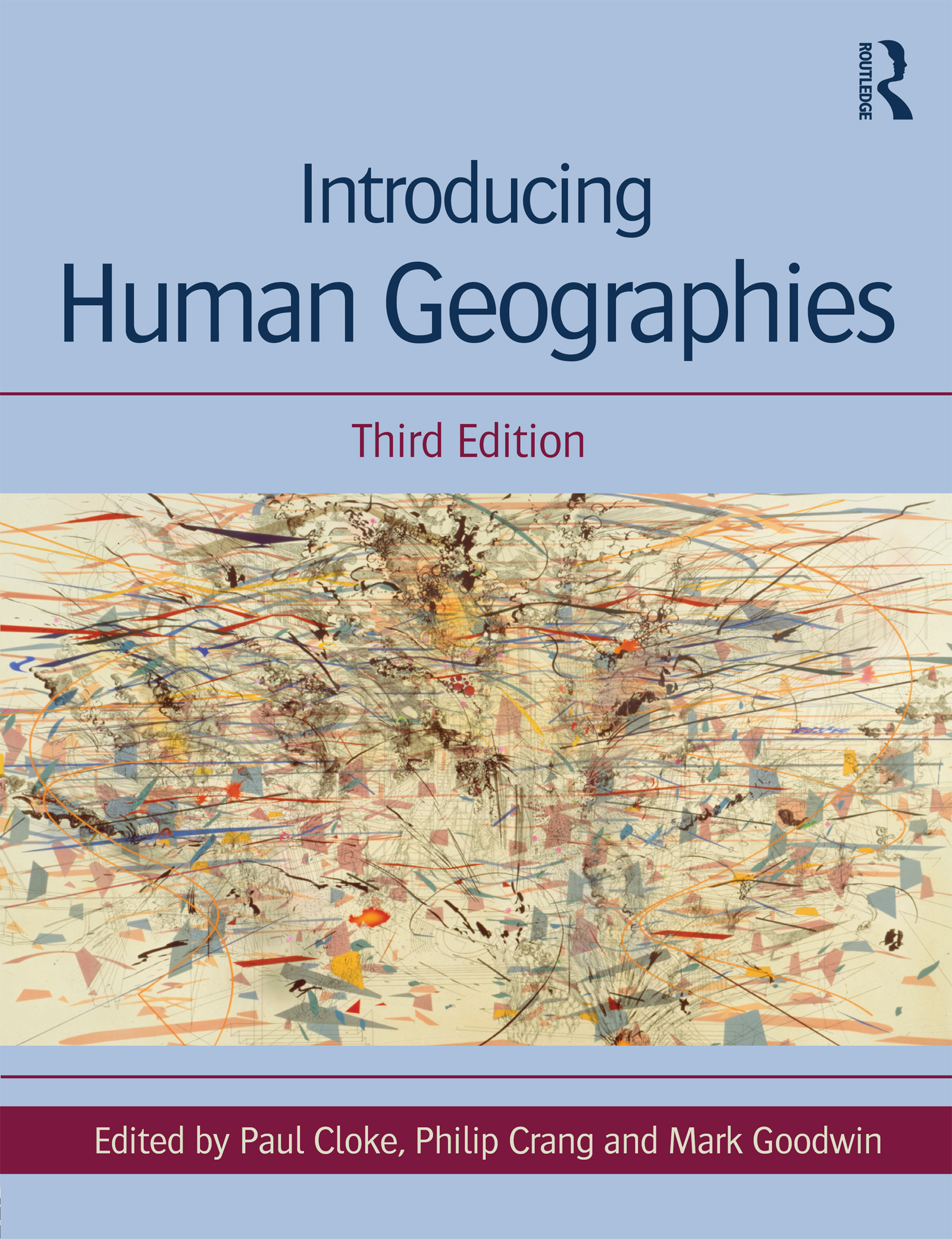 Introducing Human Geographies, Third Edition: 3rd Edition (Paperback) book cover