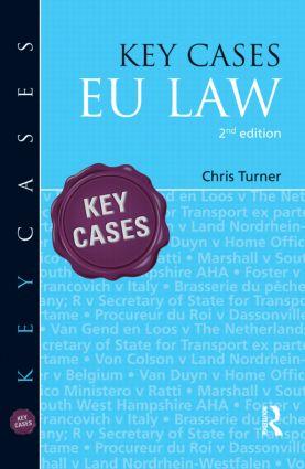 Key Cases: EU Law