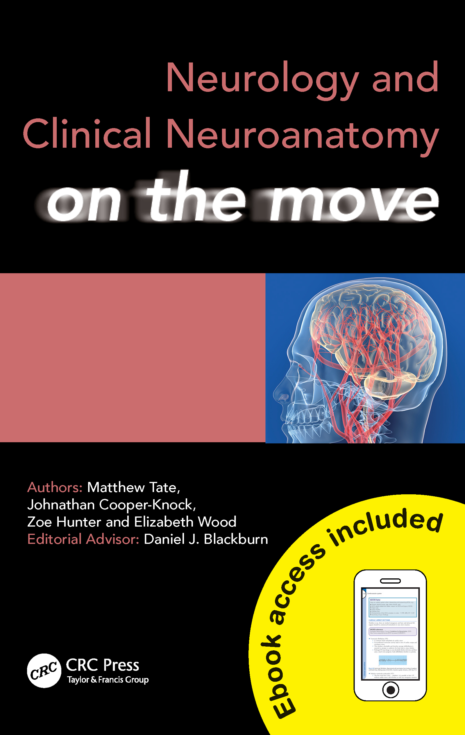 Neurology and Clinical Neuroanatomy on the Move: 1st Edition (Pack - Book and Ebook) book cover