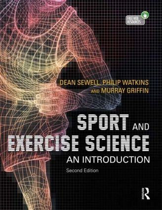 Sport and Exercise Science: An Introduction, 2nd Edition (Paperback) book cover