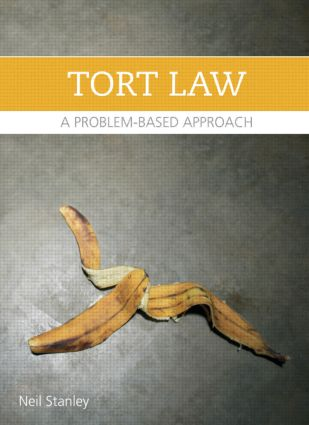 Torts: A Problem-Based Approach book cover