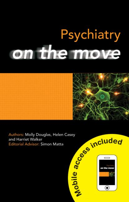 Psychiatry on the Move (Pack - Book and Ebook) book cover