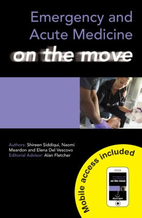Emergency and Acute Medicine on the Move (Pack - Book and Ebook) book cover