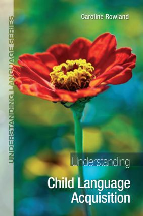 Understanding Child Language Acquisition book cover