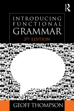 Introducing Functional Grammar: 3rd Edition (Paperback) book cover