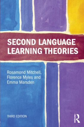 Second Language Learning Theories: 3rd Edition (Paperback) book cover