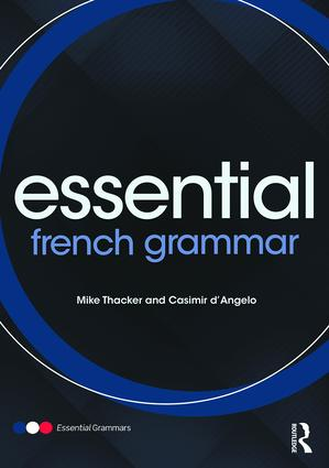 Essential French Grammar (Paperback) book cover