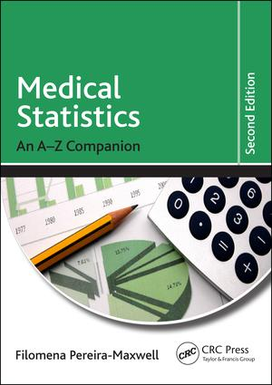 Medical Statistics: An A-Z Companion, Second Edition, 2nd Edition (Paperback) book cover
