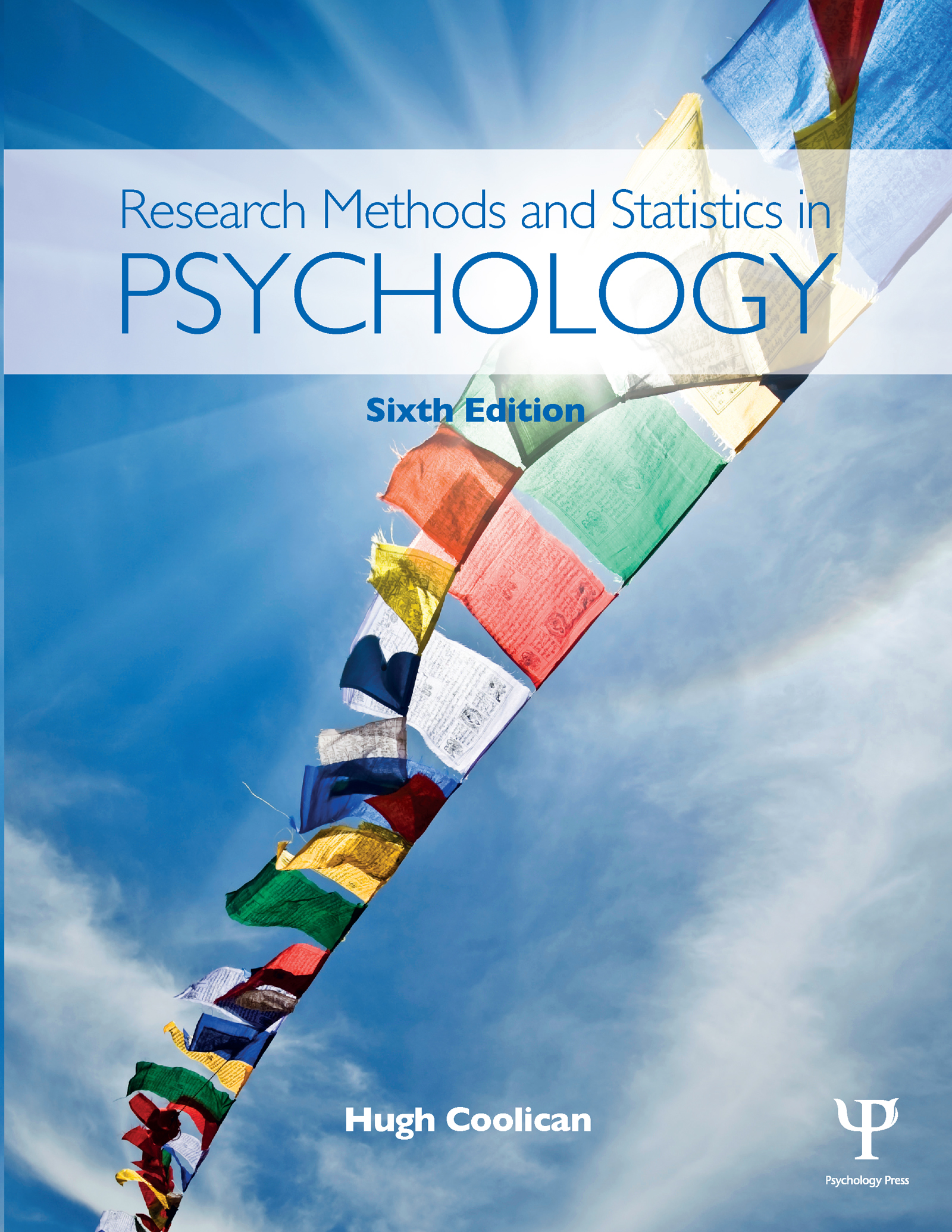 Research Methods and Statistics in Psychology book cover