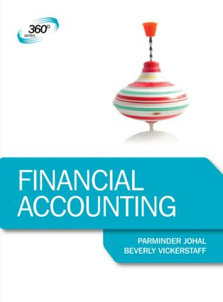 Financial Accounting: 1st Edition (Paperback) book cover