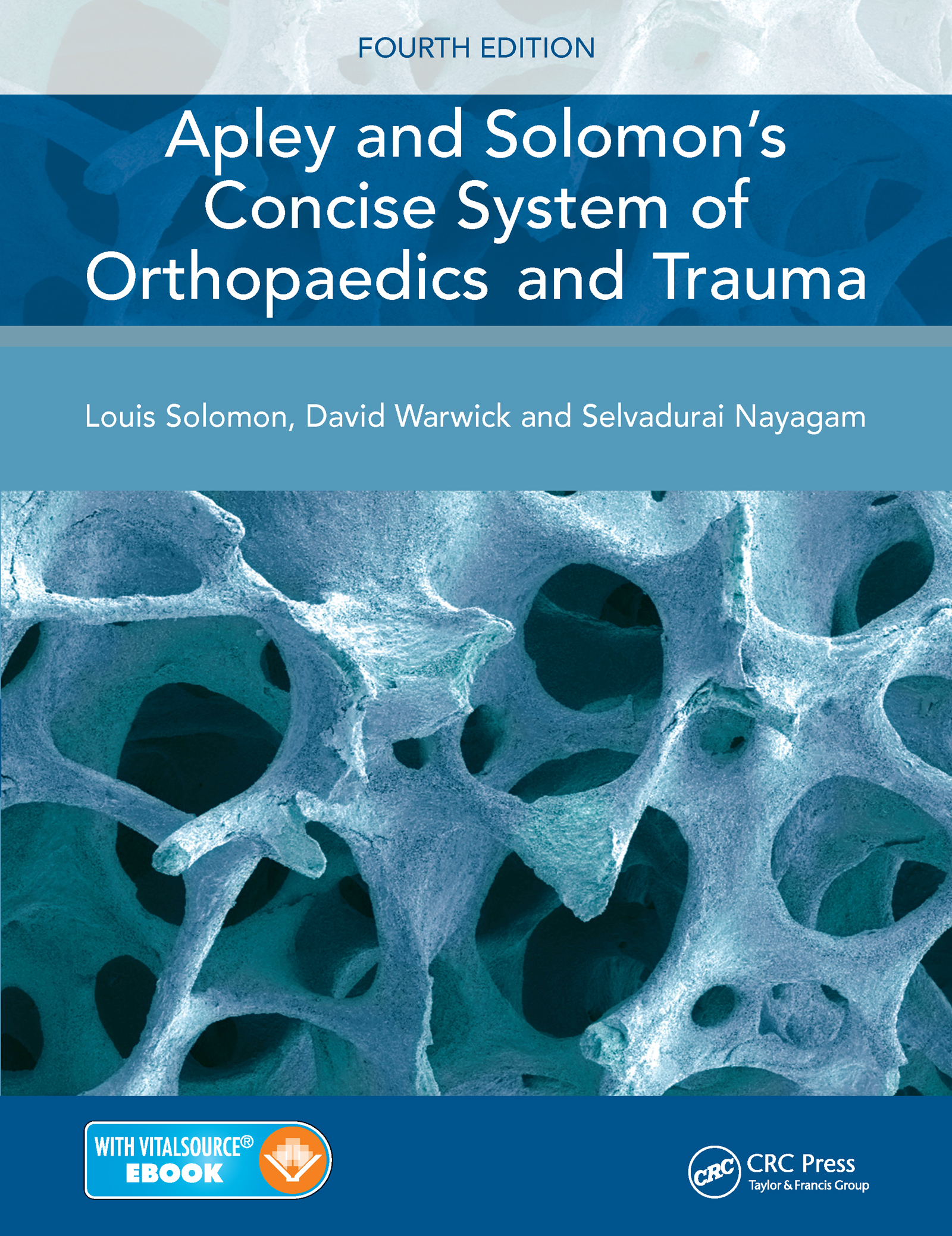 Apley and Solomon's Concise System of Orthopaedics and Trauma, Fourth Edition book cover