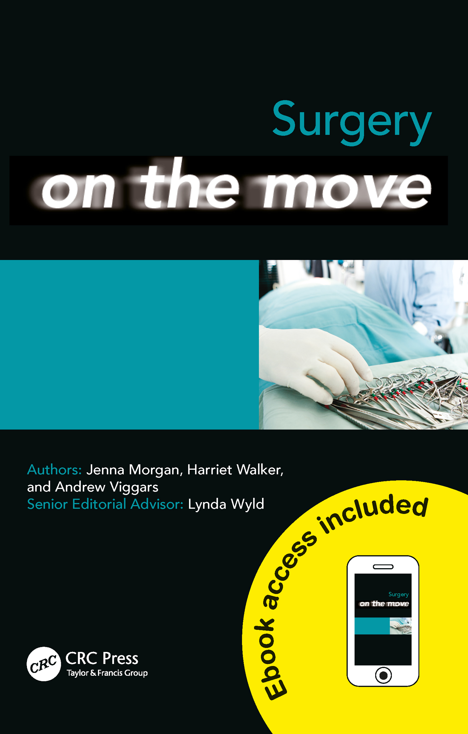 Surgery on the Move (Pack - Book and Ebook) book cover