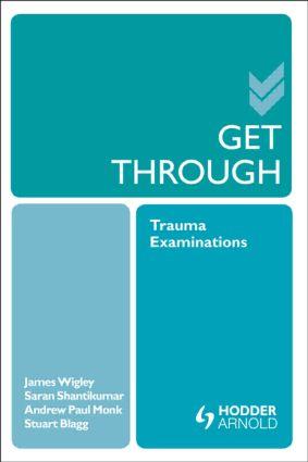 Get Through Trauma Examinations (Paperback) book cover