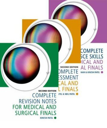Medical Finals Pack (NEW EDITION): 1st Edition (Paperback) book cover