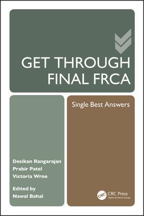 Get Through Final FRCA